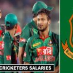 Bangladesh Cricket Players Salaries 2018 (Central Contracts)