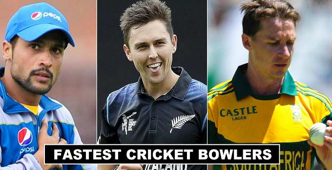 Fastest Bowlers in Cricket 2017