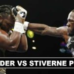 Deontay Wilder vs Bermane Stiverne Purse Payout 2017