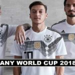 Germany (Adidas) Home & Away Kits For World Cup 2018