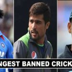 15 Longest Banned Cricketers in History (Players List)