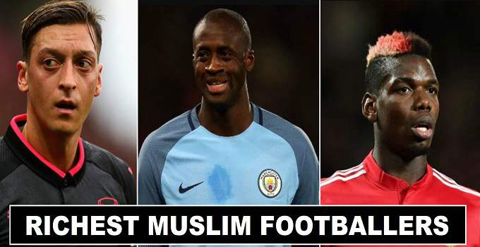 Richest Muslim Footballers in the World 2018
