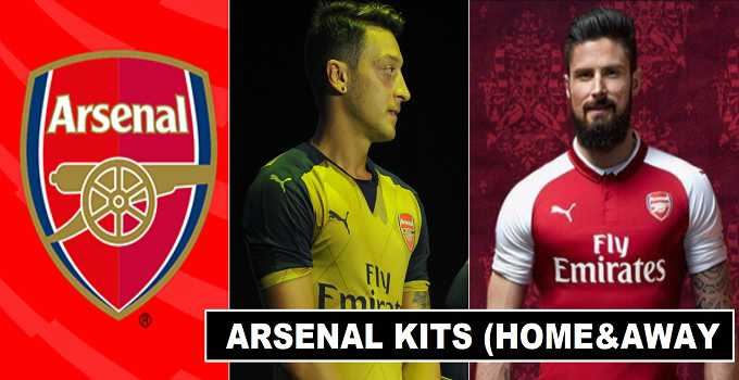 Arsenal New Puma Kits 2018-19 Released