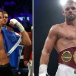 Billy Joe Saunders vs David Lemieux Replay Highlights 2017