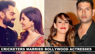 Cricket Players Who Married Bollywood Actresses