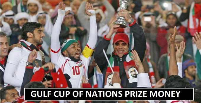 Gulf Cup of Nations 2018 Prize Money Revealed