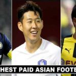 15 Worlds Highest Paid Asian Football Players in 2018