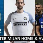 Inter Milan Home & away Kits 2018-19 Leaked