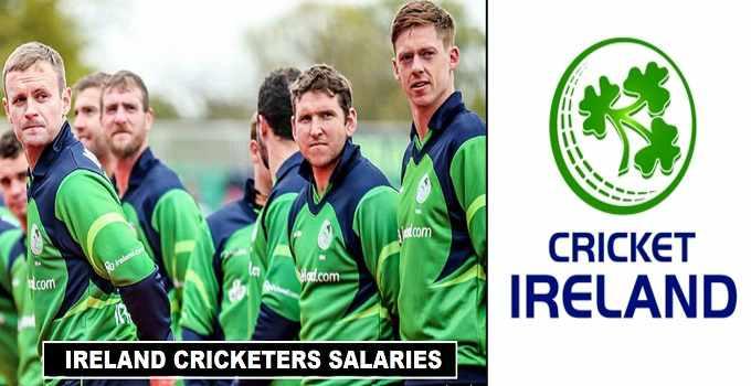 Ireland Cricket Players Salaries 2018