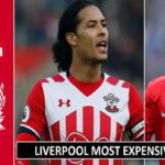 All Time Most Expensive Signings of Liverpool