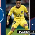 New Nike PSG home away third kits 2018-19