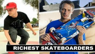 Worlds Richest Skateboarders 2018 (Past & Present)