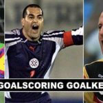 Top Goalscoring Goalkeepers of all time