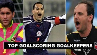 Goalkeepers with Most Goals in Football History
