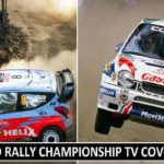 World Rally Championship TV Coverage 2018