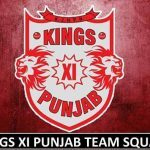 Kings XI Punjab Team Squad IPL 2018