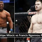 Stipe Miocic vs Francis Ngannou Purse Payout (UFC 220 Salaries)