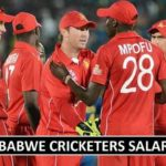 Zimbabwe Cricket Players Salaries 2018 (Central Contracts)