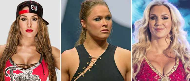 WWE Highest Paid Divas 2018 Salaries