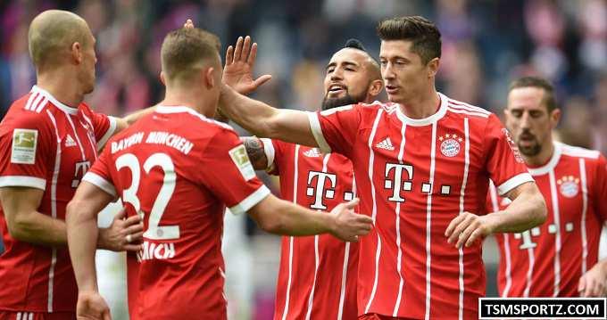 FC Bayern Munich Live Stream