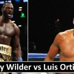 Deontay Wilder vs Luis Ortiz Purse Payout 2018