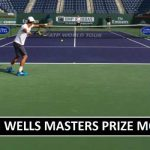 BNP Paribas Open 2018 Prize Money