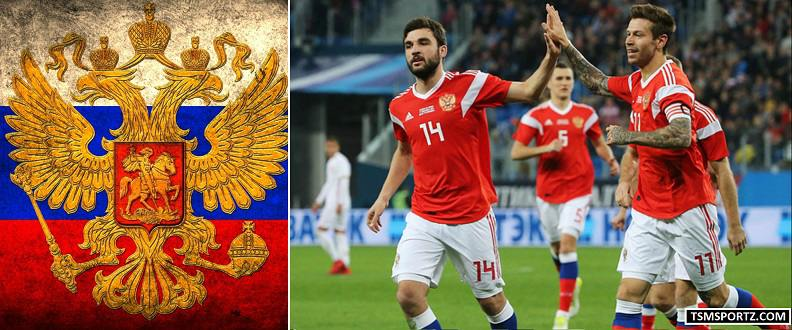 Russia Team Squad Fifa World Cup 2018