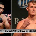 Werdum vs Volkov Purse Payout 2018 (UFC Fight Night 127)
