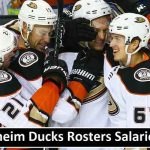 Anaheim Ducks Rosters Salaries 2018 (Contract Details)