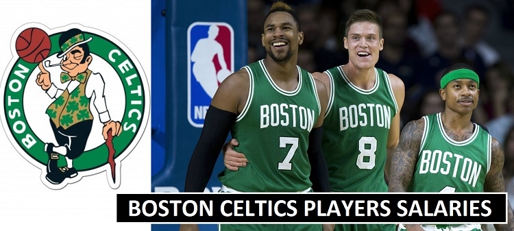 Boston Celtics Players 2018 Pay Contracts