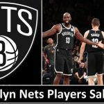 Brooklyn Nets Players Earnings 2018
