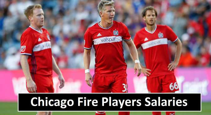 Chicago Fire Players Earnings 2018