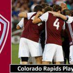Colorado Rapids earnings 2018