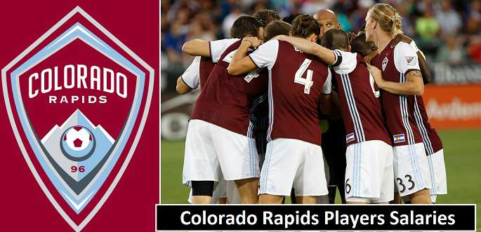 Colorado Rapids earnings 2018