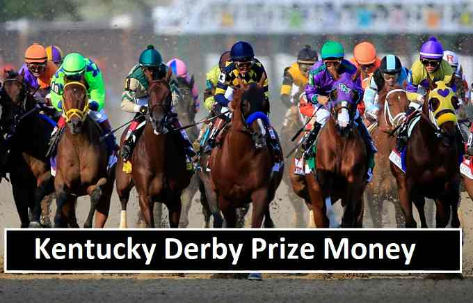 Kentucky Derby Earnings & Winners Share 2018