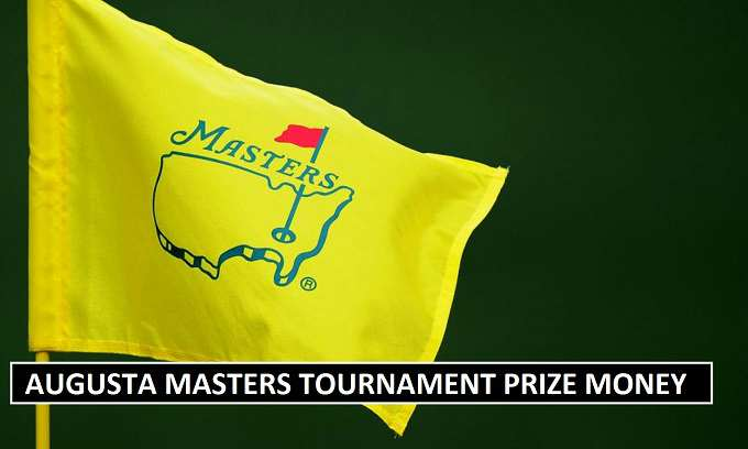 Augusta Masters Tournament 2018 Prize Fund