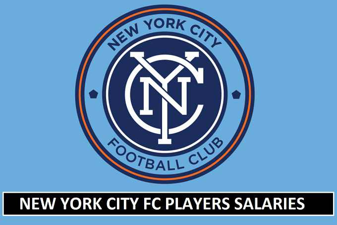 New York City Players Base Salary