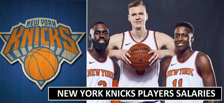 New York Knicks Players Earnings
