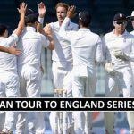 Pakistan tour to England Schedule 2018