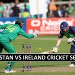 Pakistan tour to Ireland Schedule 2018 (1 Test Match)