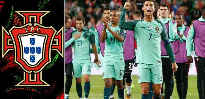 Portugal Team Line-ups World Cup 2018