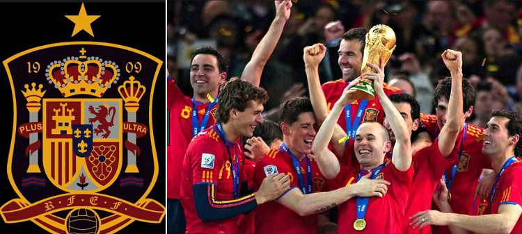 23 Men Team Squad Spain World Cup 2018
