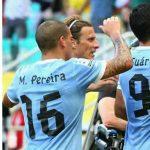 Uruguay Team Squad World Cup 2018