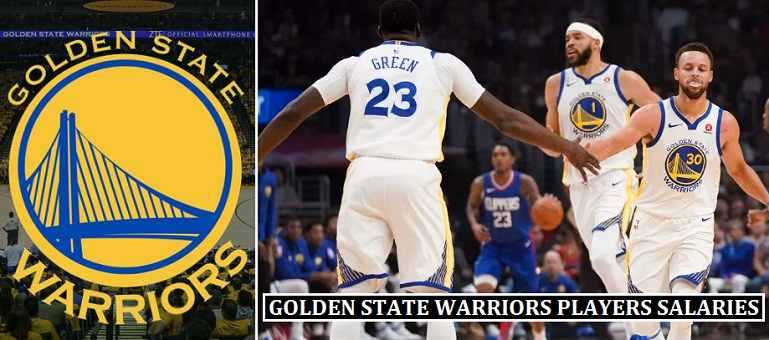 Warriors Rosters Earnings 2018-19