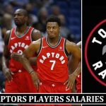 Toronto Raptors Players Earnings