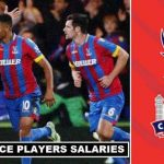 Crystal Palace Players Weekly Wages 2018