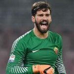Alisson Becker Salary 2018
